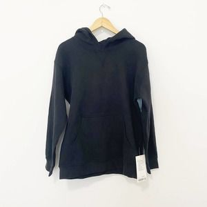 NEW Lululemon All Yours Black Hoodie Size 10